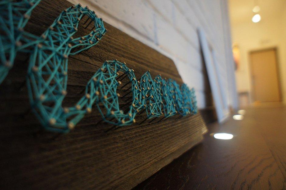 Фотография: Декор в стиле Современный, Скандинавский, Эклектика, Квартира, Белый, Проект недели, Голубой, Интервью – фото на INMYROOM