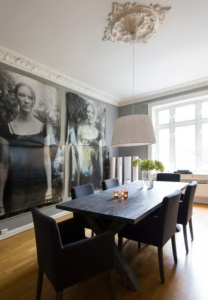 Фотография: Кухня и столовая в стиле , Скандинавский, Декор интерьера, Квартира, Дом, Дома и квартиры, Постеры – фото на INMYROOM