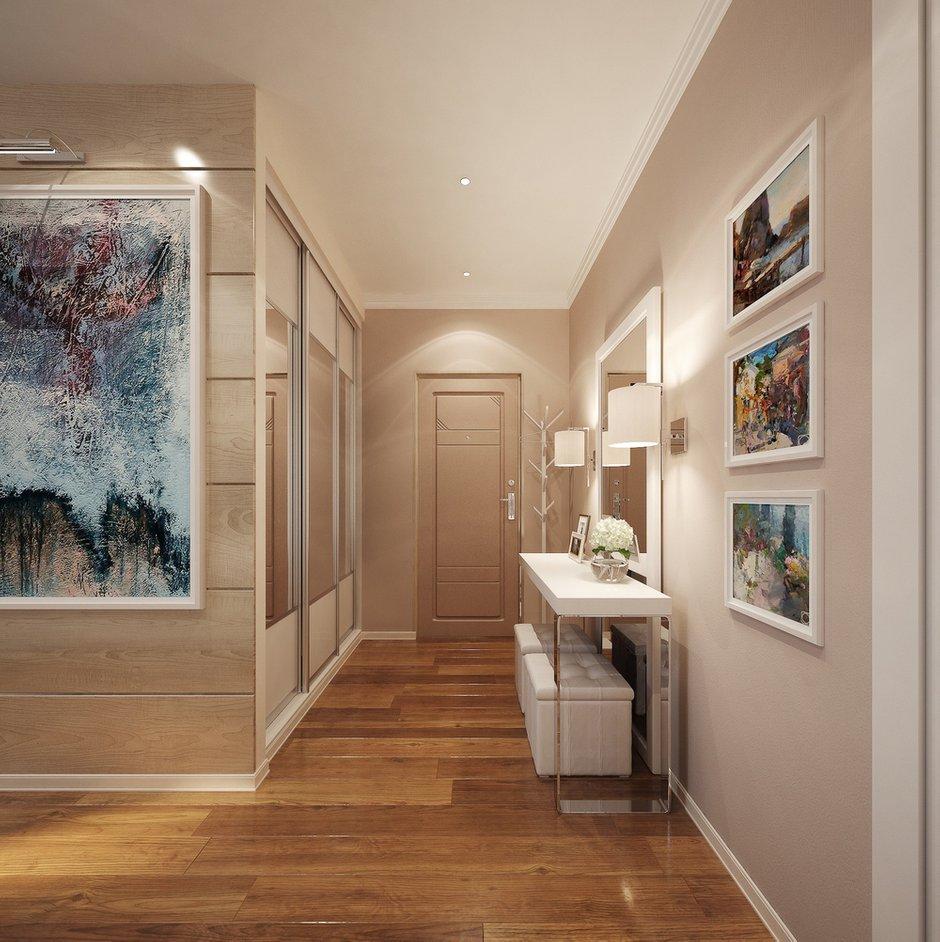 Фотография: Прихожая в стиле Современный, Квартира, Дома и квартиры, IKEA, Проект недели, Москва – фото на INMYROOM