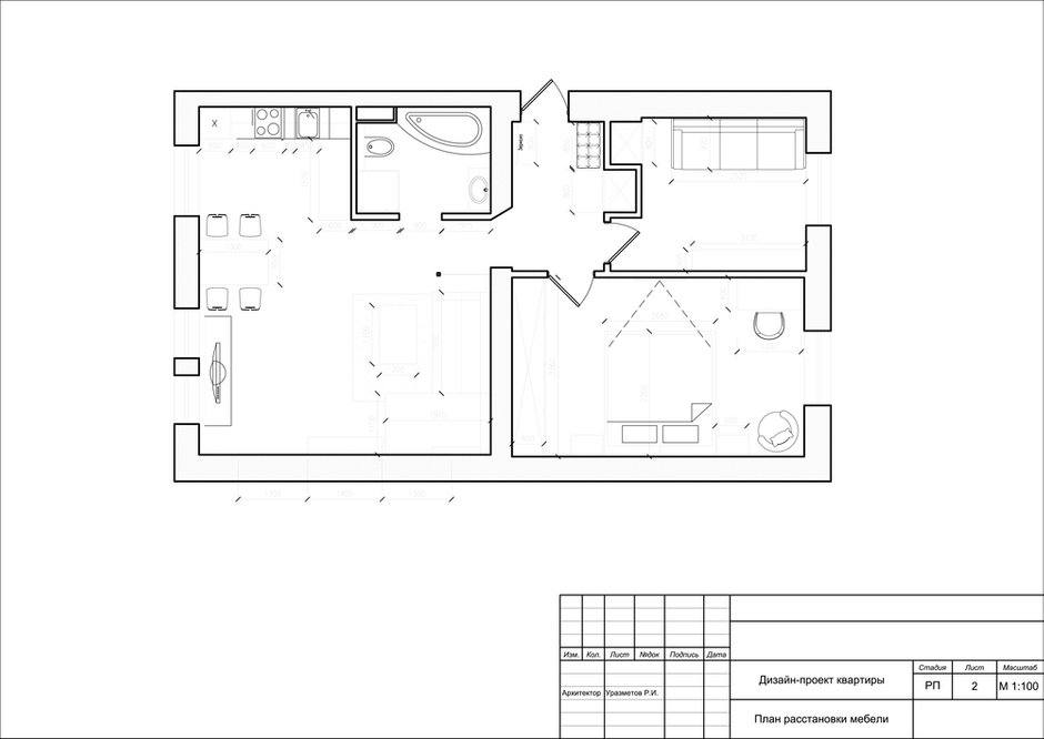 Фотография: Кухня и столовая в стиле Скандинавский, Эклектика, Квартира, Минимализм, Проект недели – фото на INMYROOM