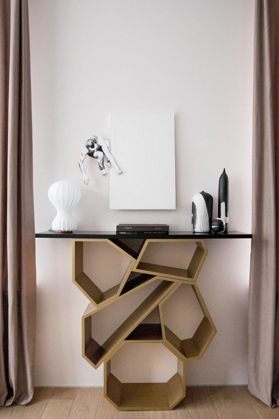 Фотография:  в стиле , Современный, Квартира, Проект недели, Москва, 3 комнаты, 60-90 метров, Более 90 метров, Own Design – фото на INMYROOM
