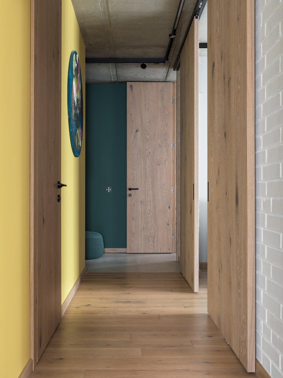 Фотография:  в стиле , Современный, Квартира, Проект недели, Минск, 3 комнаты, 60-90 метров, Юлия Мурыгина – фото на INMYROOM
