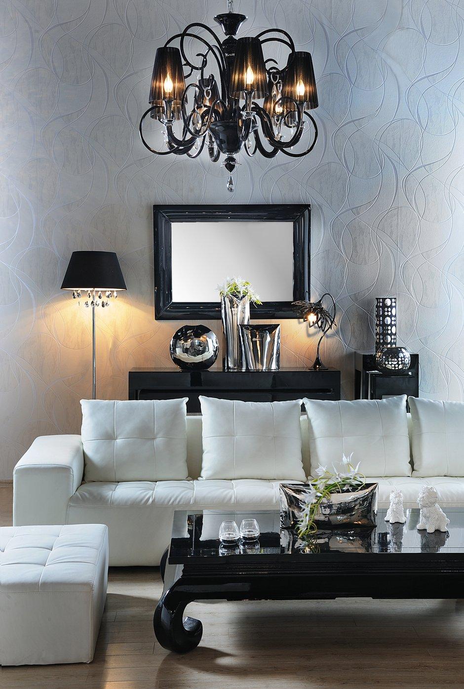 Фотография: Гостиная в стиле Классический, Современный, Эклектика, Декор интерьера, Квартира, Дом, Дизайн интерьера, Цвет в интерьере – фото на INMYROOM