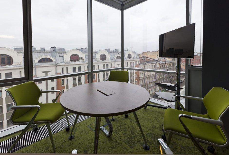Фотография: Офис в стиле Современный, Офисное пространство – фото на InMyRoom.ru