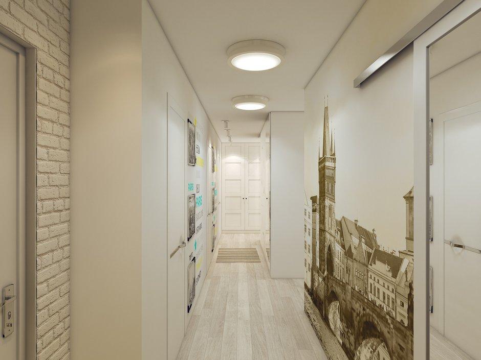 Фотография: Прихожая в стиле Современный, Квартира, Дома и квартиры, IKEA, Проект недели – фото на INMYROOM