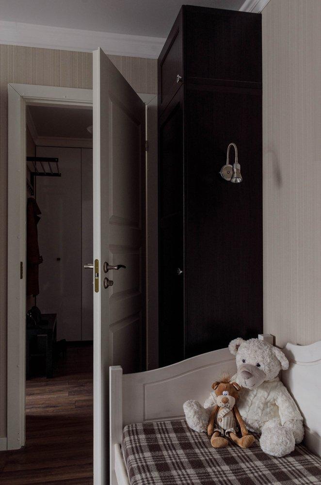 Фотография:  в стиле , Эклектика, Квартира, Россия, Проект недели, Москва, Наталья Сытенкова, II-57, 1 комната, до 40 метров – фото на INMYROOM