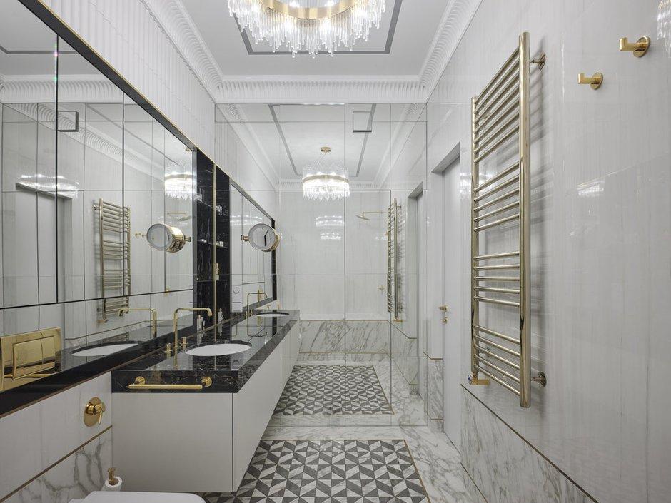 Фотография: Ванная в стиле Классический, Современный, Гид, идеи для ванной комнаты, дизайн санузла – фото на INMYROOM