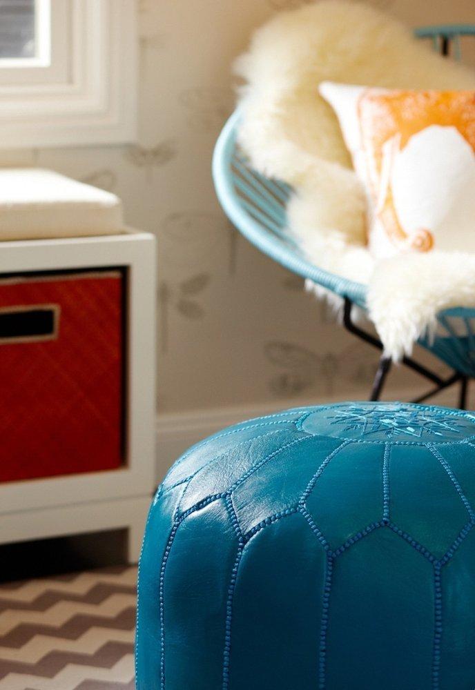 Фотография: Декор в стиле , Детская, Интерьер комнат, Проект недели – фото на INMYROOM