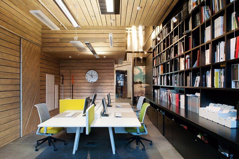 Фотография: Офис в стиле Современный, Офисное пространство, Дома и квартиры, Проект недели, Artplay – фото на INMYROOM