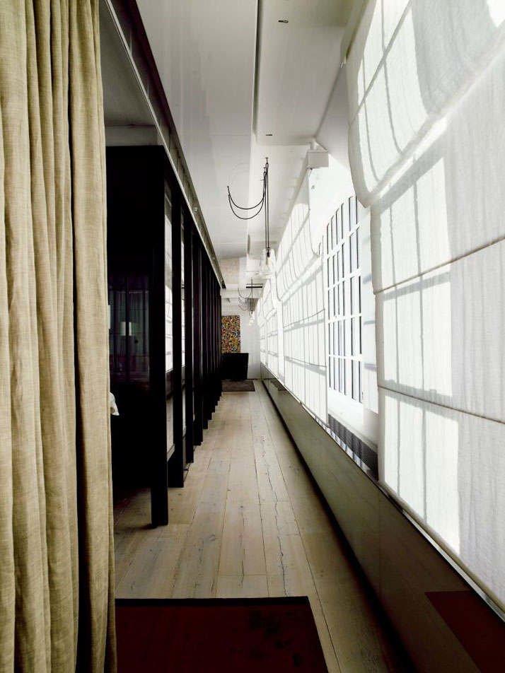 Фотография:  в стиле Лофт, Квартира, Дома и квартиры, Проект недели, Индустриальный – фото на INMYROOM