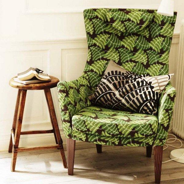 Фотография: Мебель и свет в стиле Современный, Декор интерьера, Декор дома, Цвет в интерьере, IKEA, Зеленый, Желтый – фото на INMYROOM