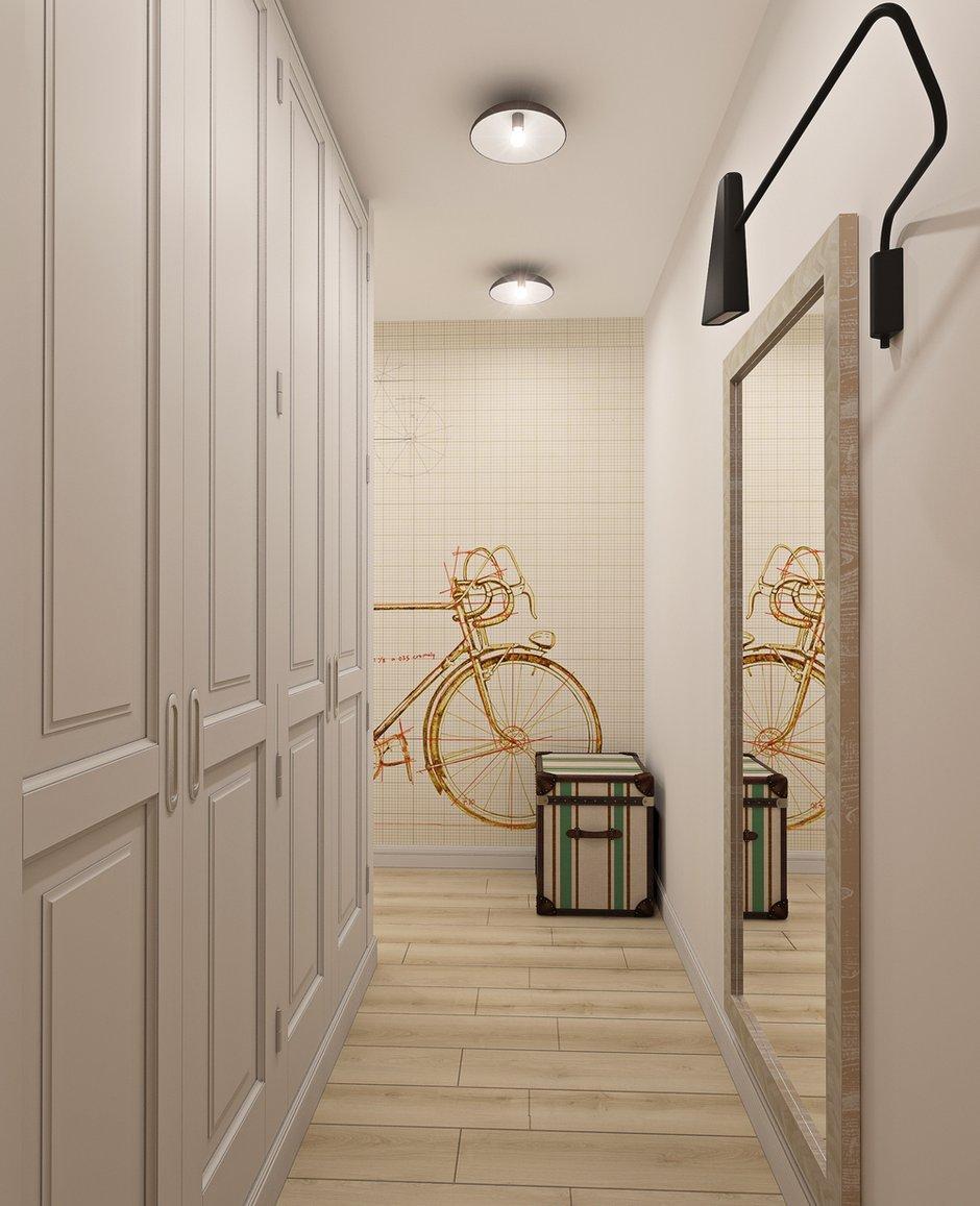 Фотография: Прихожая в стиле Современный, Лофт, Декор интерьера, Квартира, Дома и квартиры, Проект недели, Надя Зотова – фото на INMYROOM