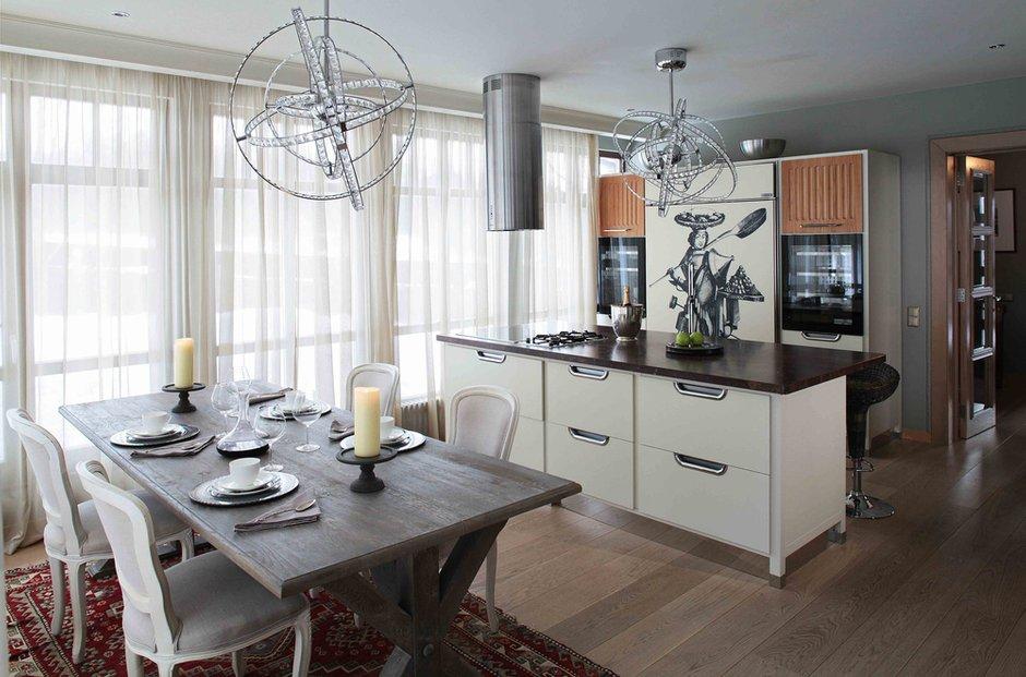 Фотография: Кухня и столовая в стиле Прованс и Кантри, Дом, Дома и квартиры, IKEA – фото на INMYROOM