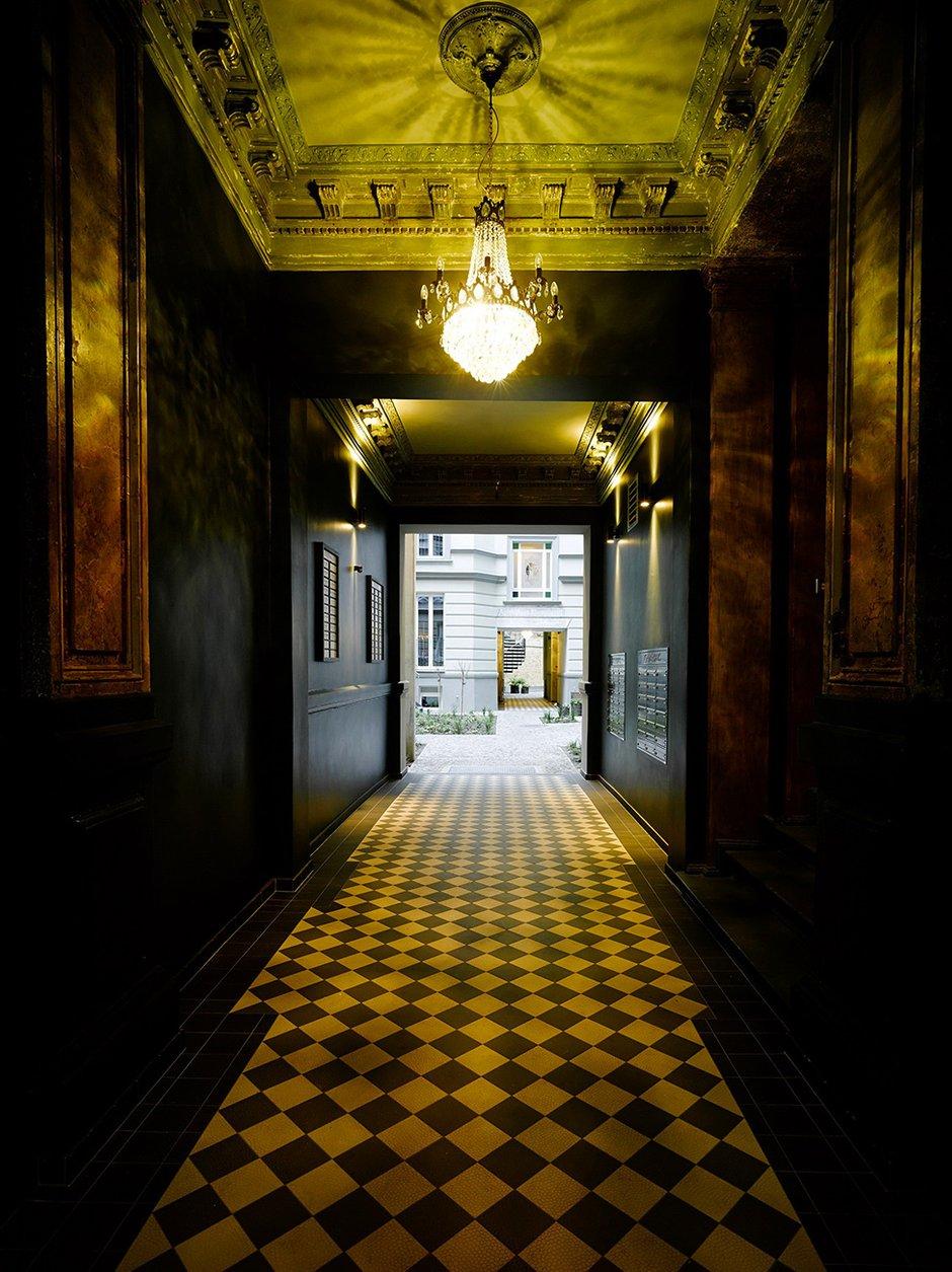Фотография:  в стиле , Квартира, Германия, Дома и квартиры – фото на INMYROOM