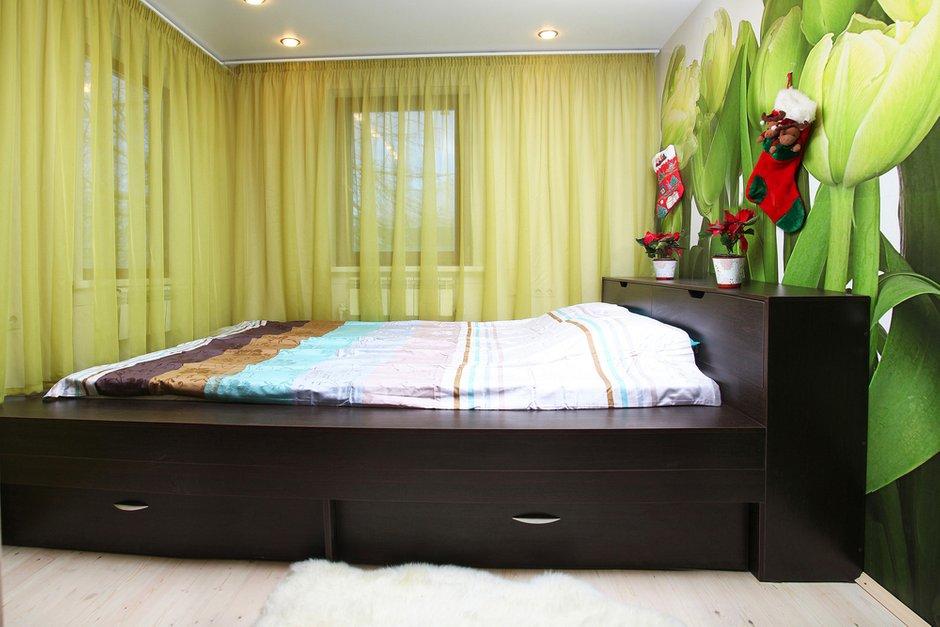 Фотография: Спальня в стиле Современный, Дом, Дома и квартиры, IKEA, Переделка, Ремонт – фото на InMyRoom.ru