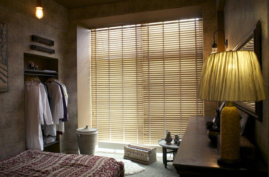 Фотография: Спальня в стиле Восточный, Проект недели, Эко – фото на INMYROOM