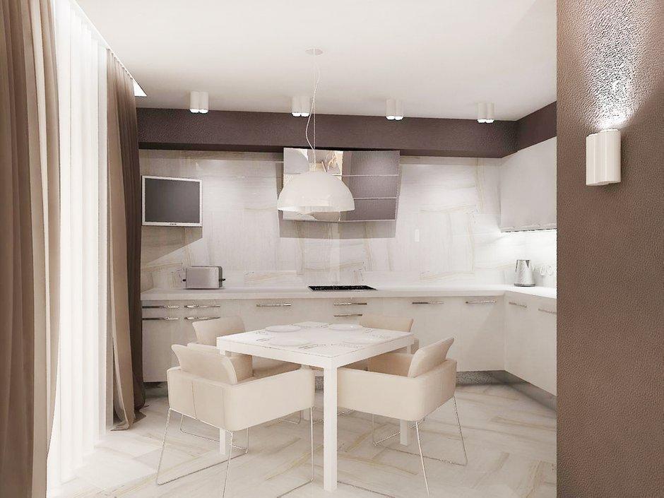 Фотография: Кухня и столовая в стиле Современный, Декор интерьера, Квартира, Дома и квартиры, Проект недели – фото на INMYROOM