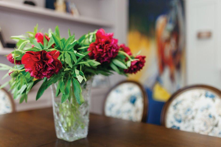 Фотография: Флористика в стиле , Эклектика, Квартира, Дома и квартиры, Проект недели – фото на INMYROOM