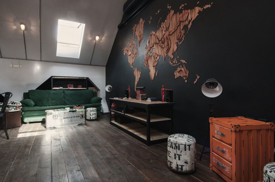 Фотография: Декор в стиле Прованс и Кантри, Лофт, Современный, Декор интерьера, Офисное пространство, Офис, Дома и квартиры – фото на INMYROOM