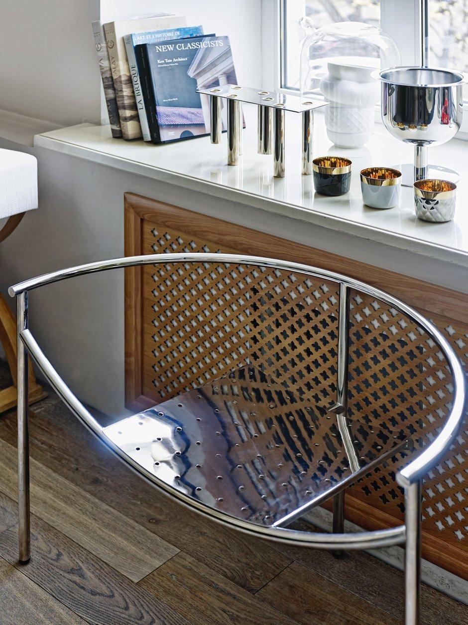 Фотография: Мебель и свет в стиле Эклектика, Лофт, Офисное пространство, Офис, Moissonnier, Дома и квартиры – фото на INMYROOM