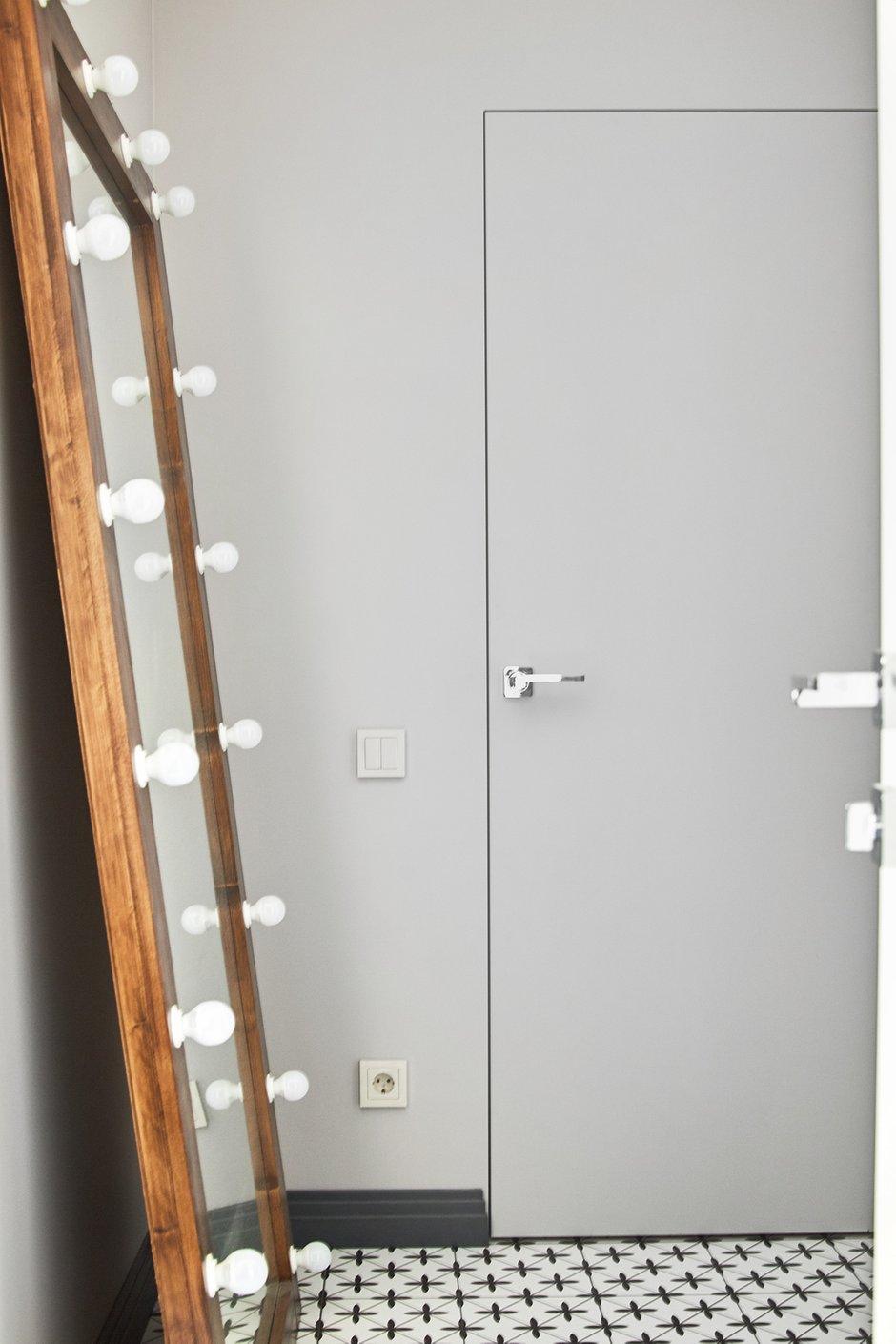 Фотография: Прихожая в стиле Современный, Малогабаритная квартира, Квартира, Студия, Проект недели, Москва, до 40 метров, Мария Григорьева – фото на INMYROOM