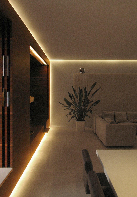 Фотография: Гостиная в стиле Современный, Квартира, Дома и квартиры, Минимализм – фото на INMYROOM
