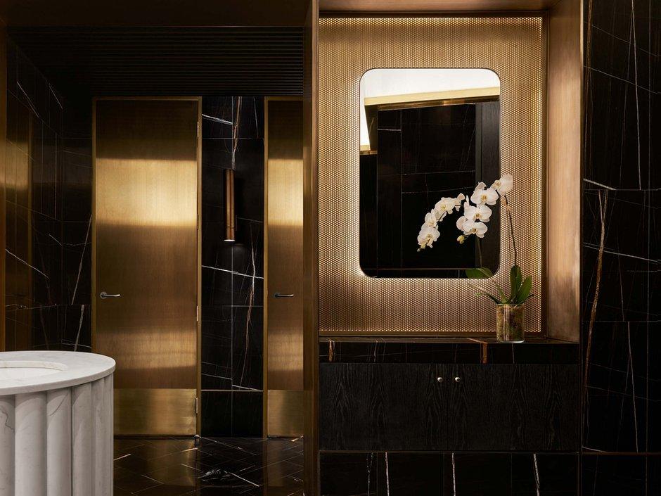 Фотография: Ванная в стиле Современный, Гид, Welcome Studio – фото на InMyRoom.ru