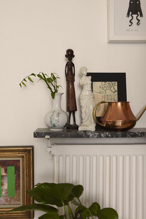 Фотография: Декор в стиле , Малогабаритная квартира, Квартира, Швеция, Дома и квартиры – фото на INMYROOM
