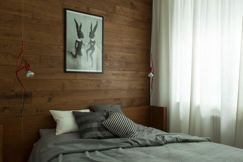 Фотография:  в стиле , Современный, Квартира, Проект недели – фото на INMYROOM