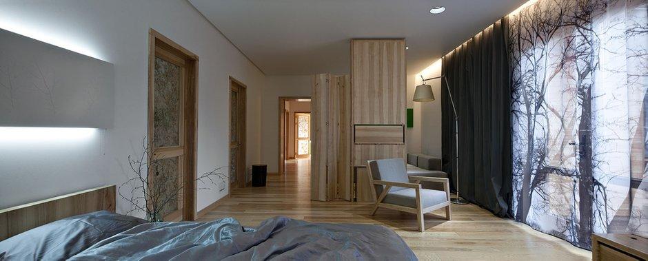 Фотография: Спальня в стиле Современный, Интерьер комнат, Проект недели, Эко – фото на INMYROOM