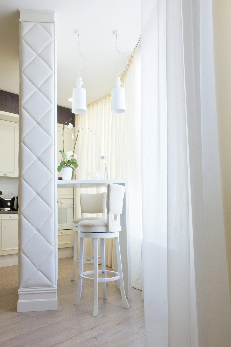 Фотография: Кухня и столовая в стиле Классический, Квартира, Дома и квартиры, Ар-деко – фото на INMYROOM
