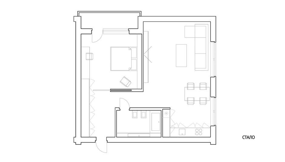 Фотография: Прочее в стиле , Квартира, Дома и квартиры, Минимализм – фото на INMYROOM