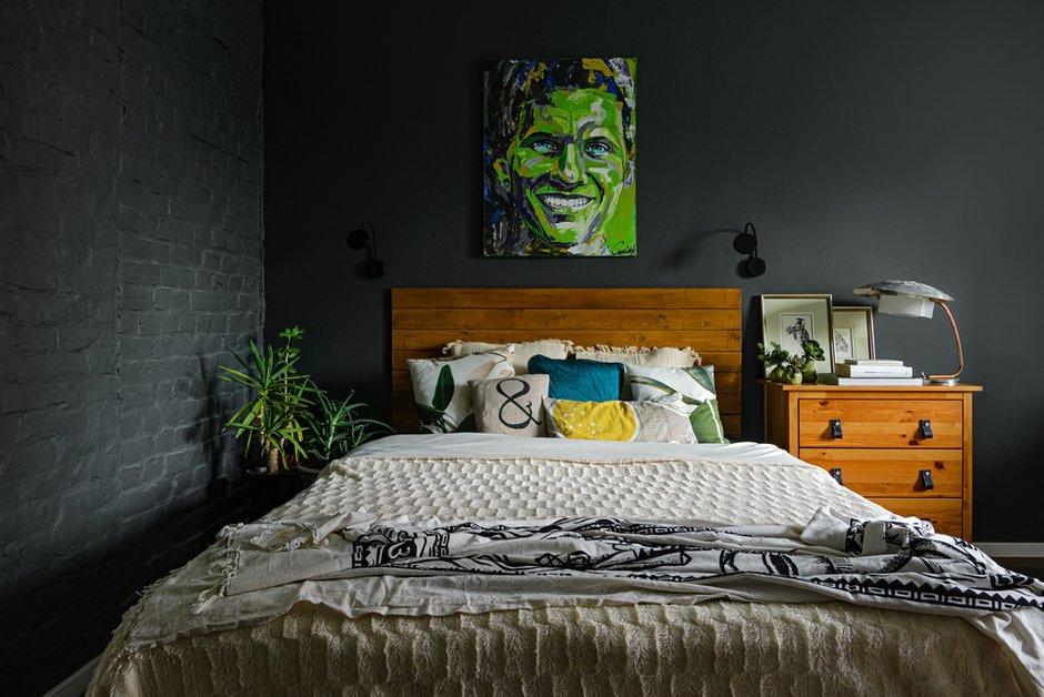 Фотография: Спальня в стиле Прованс и Кантри, Квартира, Проект недели, Новосибирск, Кирпичный дом, 4 и больше, 60-90 метров, Art Twins Design, Тая Акулова, Глеб Скотников – фото на INMYROOM