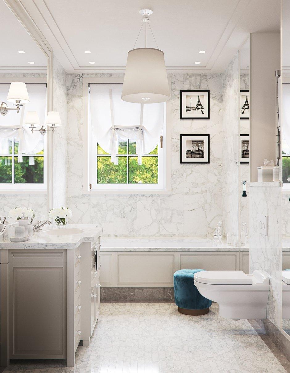 Фотография: Ванная в стиле Современный,  – фото на INMYROOM