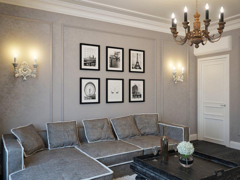 Фотография: Гостиная в стиле , Декор интерьера, Дом, Artemide, Vistosi, Дома и квартиры, Проект недели, Ideal Lux, Таунхаус – фото на INMYROOM
