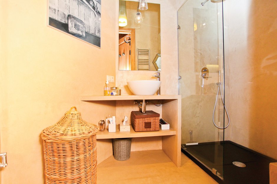 Фотография: Ванная в стиле , Лофт, Декор интерьера, Дом, Дома и квартиры, Стена – фото на INMYROOM