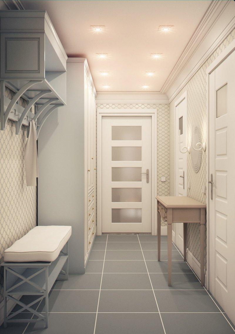 Фотография: Прихожая в стиле , Малогабаритная квартира, Квартира, Дома и квартиры – фото на INMYROOM