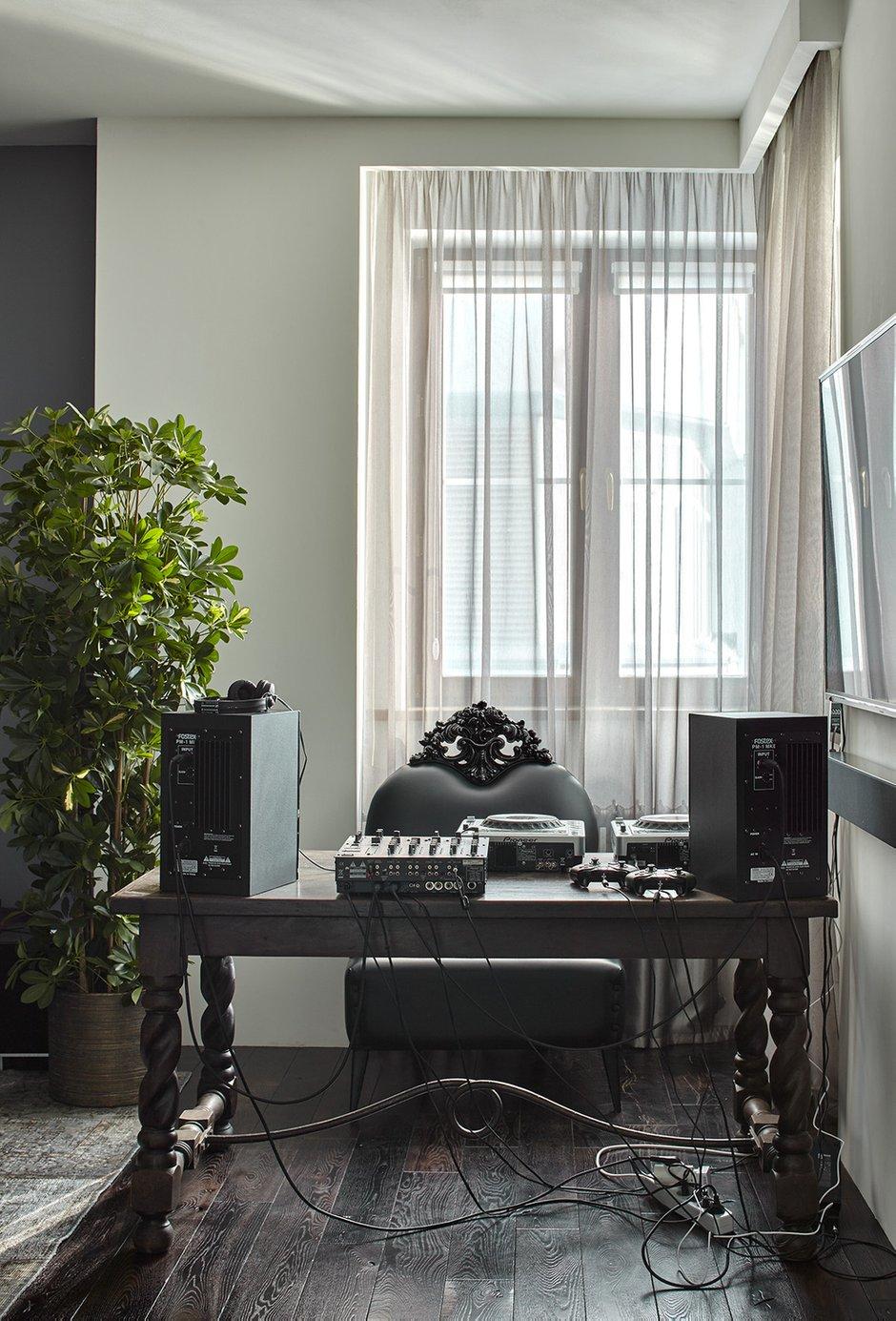 Фотография: Кабинет в стиле Эклектика, Квартира, Проект недели, Москва, Елена Семенова – фото на INMYROOM