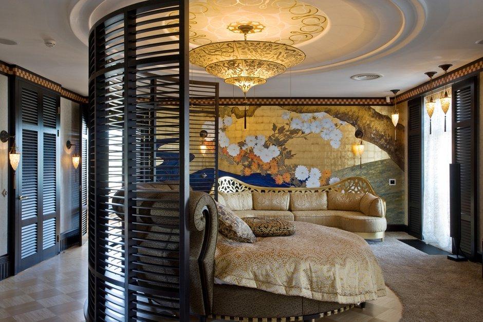 Фотография: Спальня в стиле Классический, Современный, Дом, Дома и квартиры, Ар-деко – фото на InMyRoom.ru