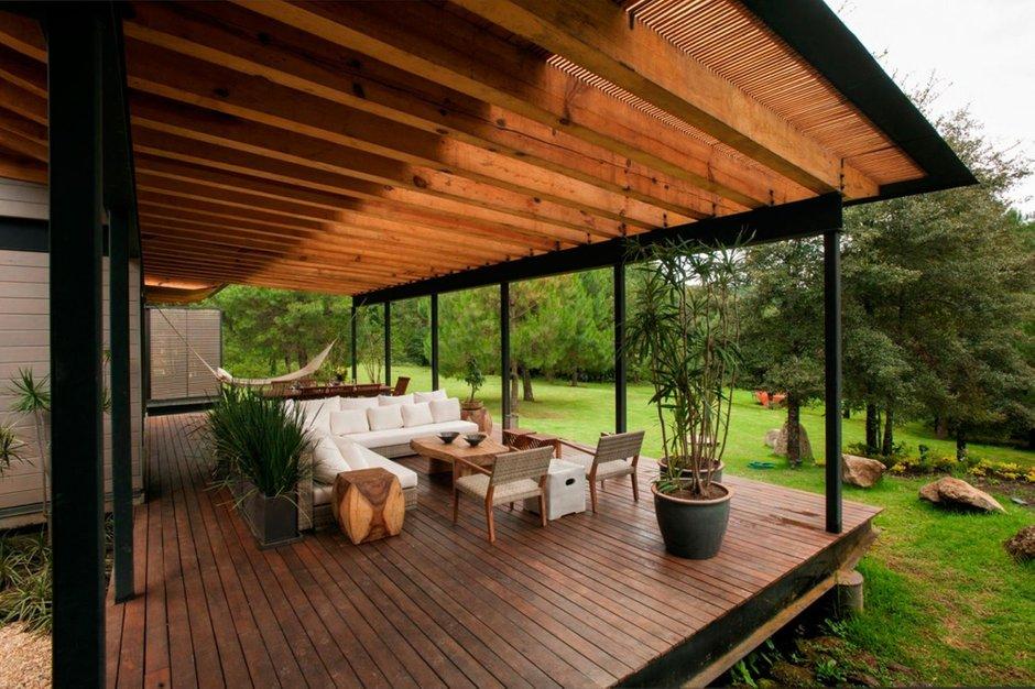 Фотография: Балкон, Терраса в стиле Прованс и Кантри, Современный,  – фото на INMYROOM