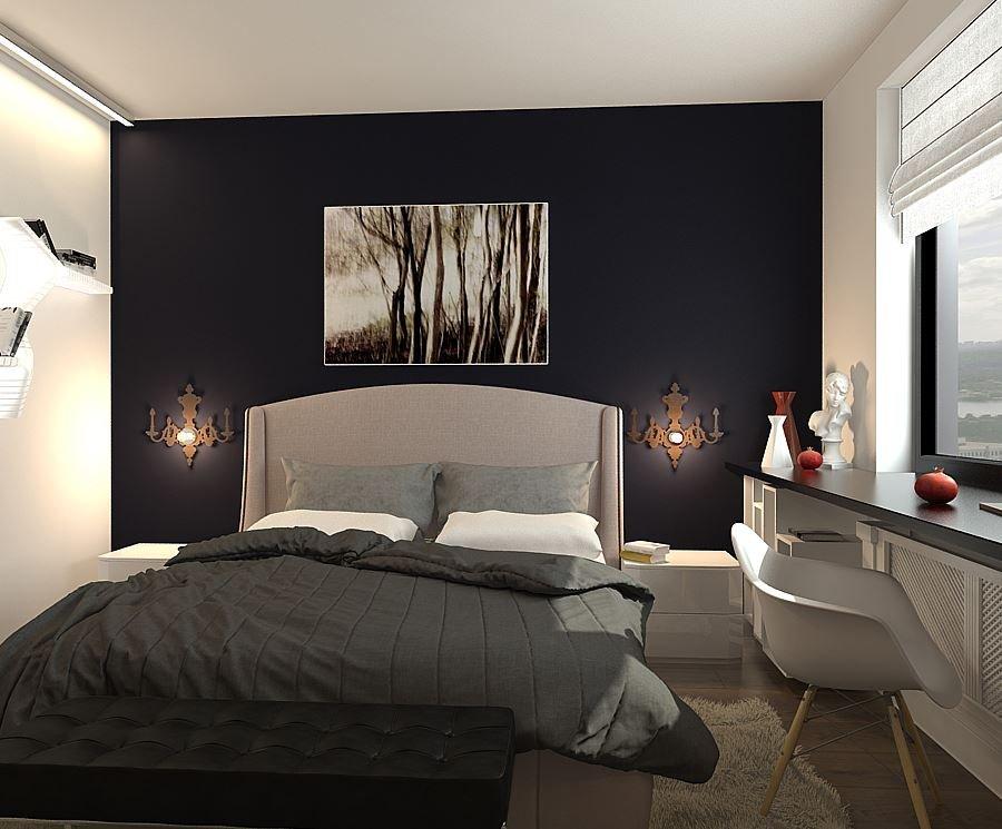 Фотография: Спальня в стиле Восточный, Квартира, BoConcept, Цвет в интерьере, Дома и квартиры, Белый, IKEA, Проект недели, Cosmorelax – фото на INMYROOM