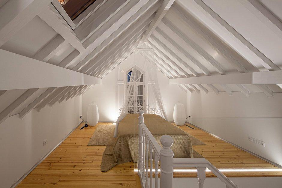 Фотография: Спальня в стиле Скандинавский, Декор интерьера, Дом, Цвет в интерьере, Дома и квартиры, Белый – фото на INMYROOM