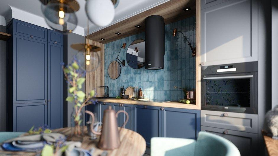 Фотография: Кухня и столовая в стиле Современный, Декор интерьера, Санкт-Петербург, Светлана Куксова – фото на INMYROOM