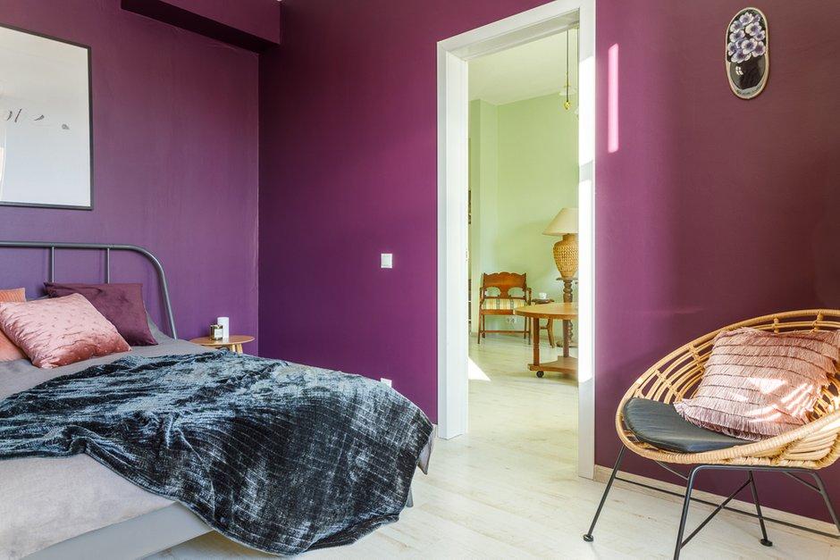 Фотография: Спальня в стиле Минимализм,  – фото на INMYROOM