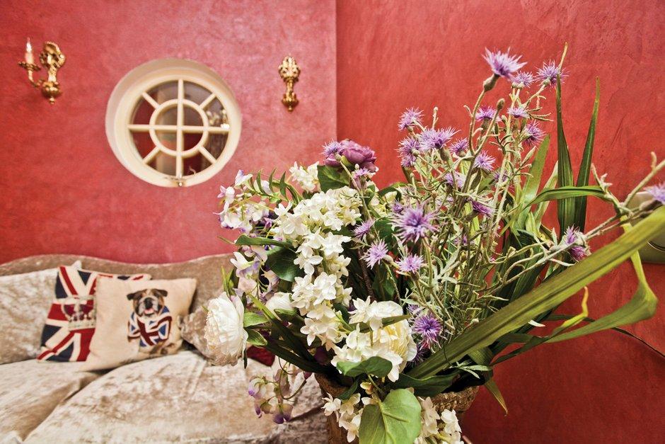 Фотография: Флористика в стиле , Классический, Квартира, Дома и квартиры, Проект недели – фото на INMYROOM