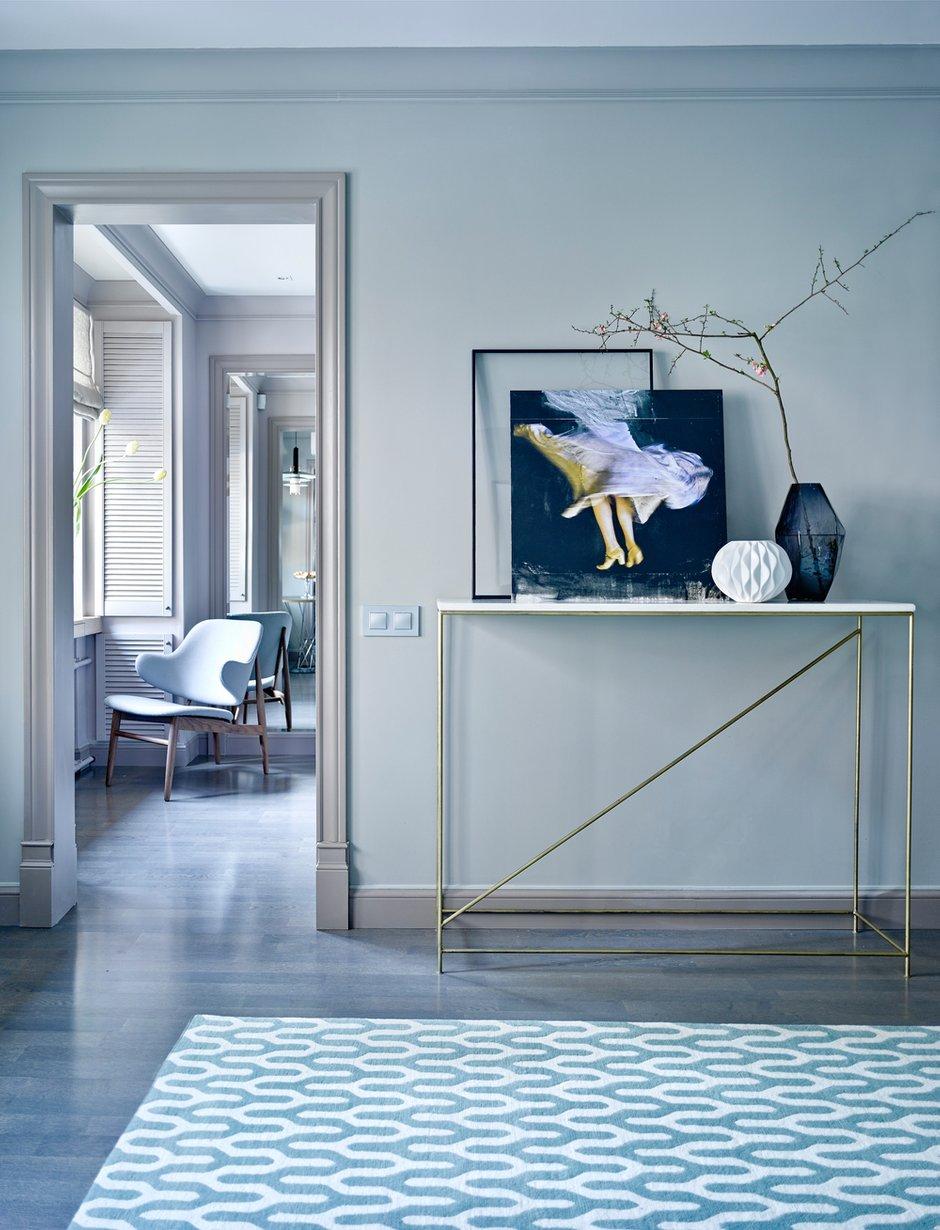 Фотография: Прихожая в стиле Скандинавский, Квартира, Проект недели, 2 комнаты, до 40 метров – фото на INMYROOM