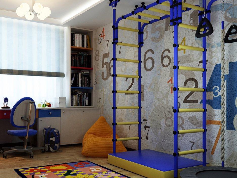 Фотография: Детская в стиле Современный, Декор интерьера, Квартира, Calligaris, Дома и квартиры, IKEA, Проект недели – фото на INMYROOM