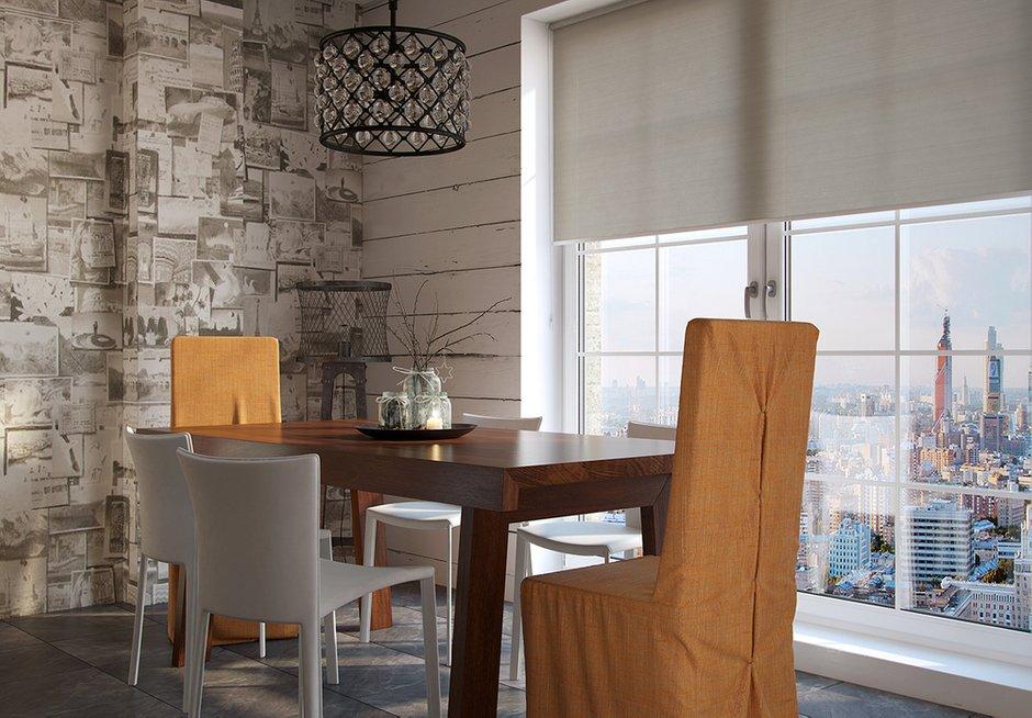 Фотография: Кухня и столовая в стиле Современный, Декор интерьера, Квартира, Foscarini, Restoration Hardware, Дома и квартиры, IKEA, Проект недели – фото на INMYROOM