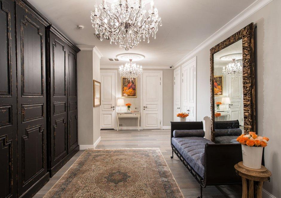 Фотография: Прихожая в стиле Прованс и Кантри, Современный, Квартира, Проект недели – фото на INMYROOM