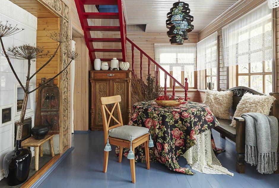 Фотография: Гостиная в стиле Прованс и Кантри, Гид, премия 2018 INMYROOM – фото на INMYROOM